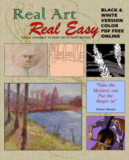 Real art real easy best deal get the full color ebook above plus the black and white soft cover for 20 download the pdf now enjoy the full color images in all their fandeluxe Images